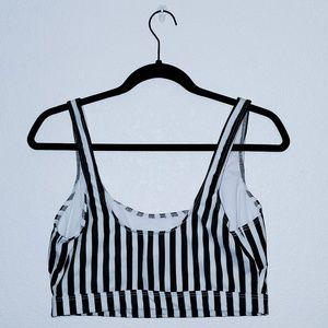 ASOS Swim - Asos Striped Swim Top